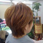 多くて硬い髪はキュビズムカットが最適!