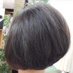 くせ毛でおさまらない髪がブローしなくてもおさまるようになりました