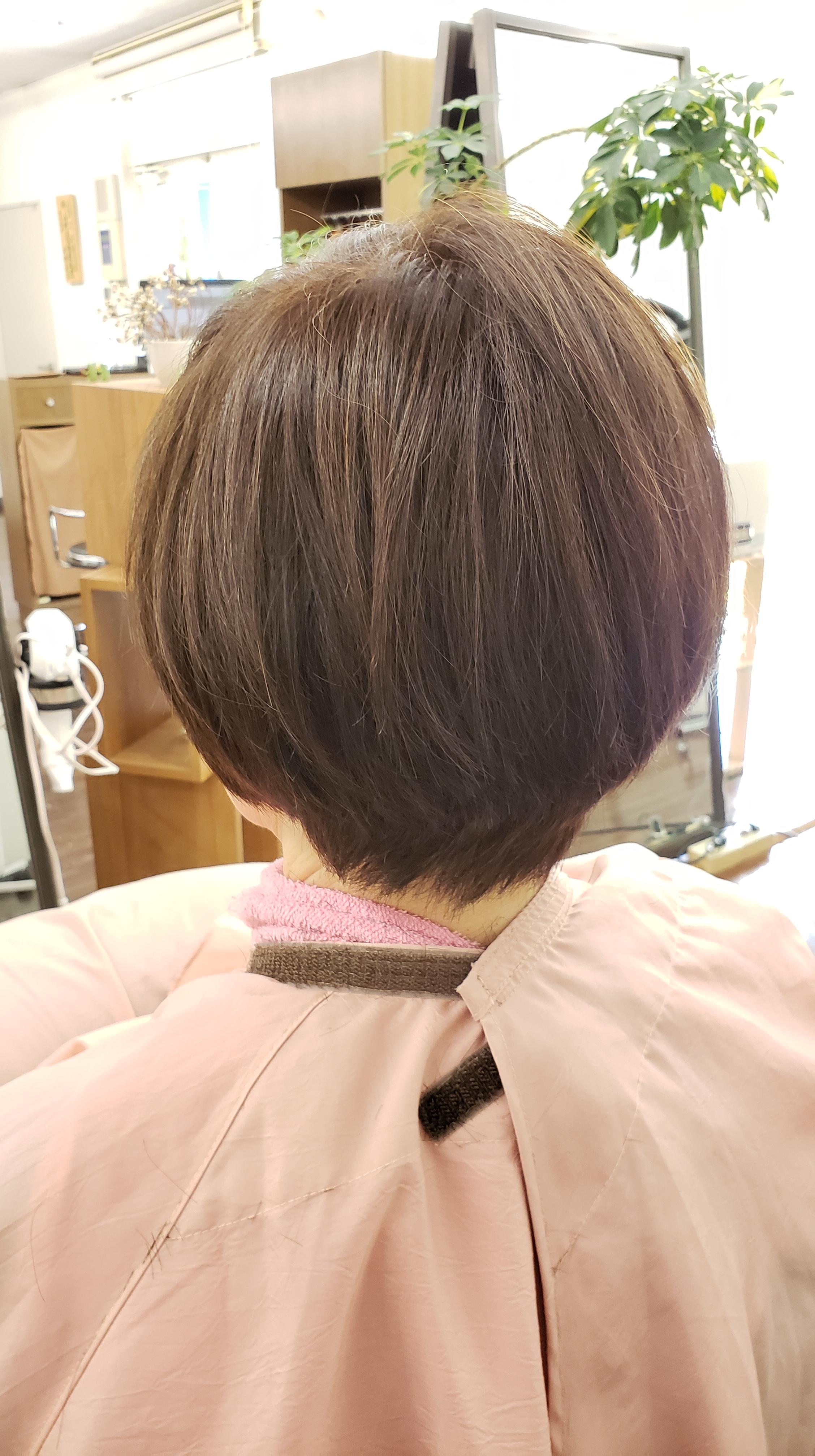 私の髪でもきれいになりますか