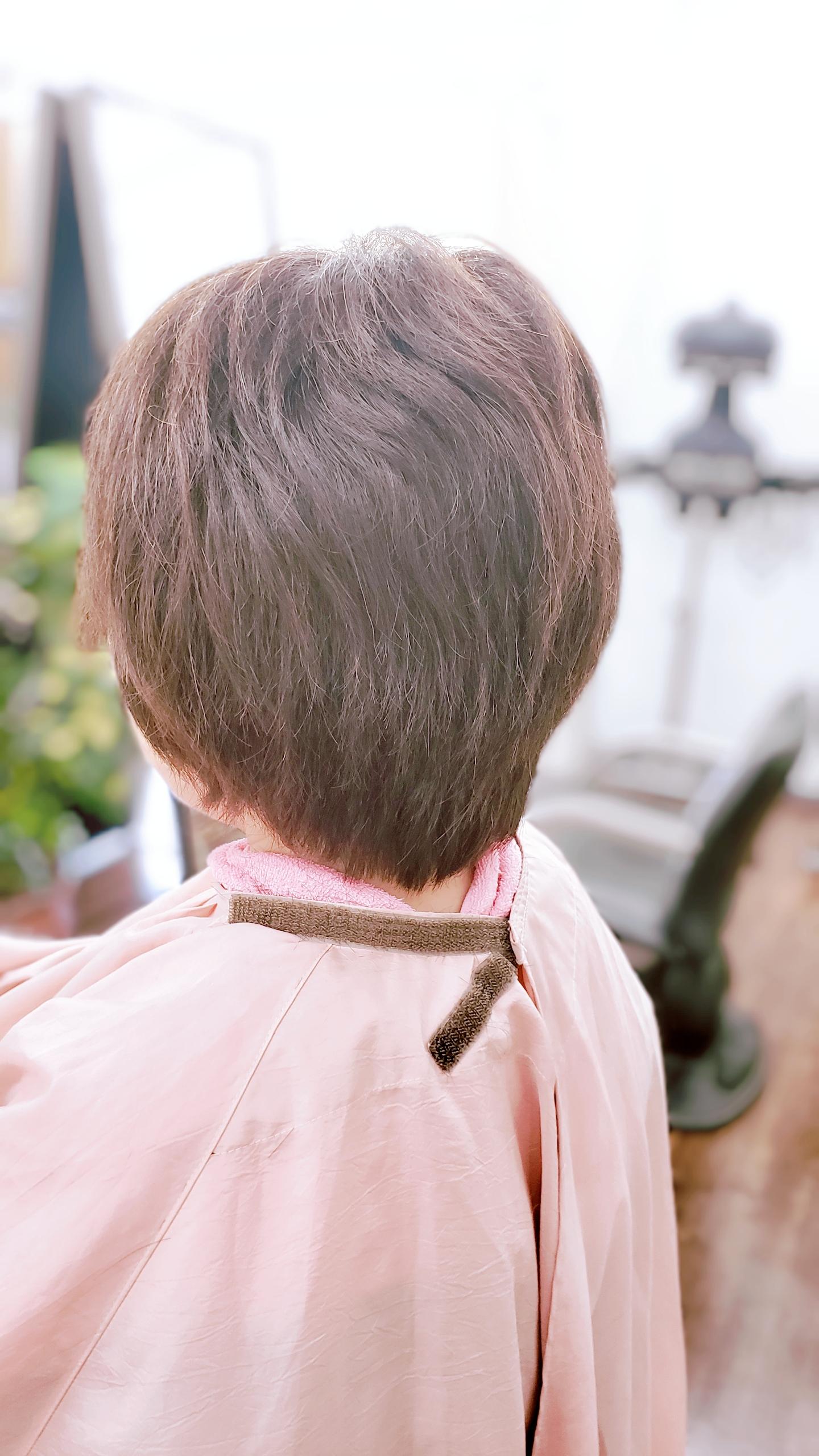 髪に悩みがある人はキュビズムカットの良さがよりわかります